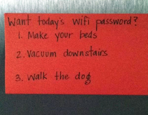 Probably the most brilliant thing a parent can do... really ever